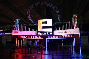 JeSU関係の大会やイベントも開催されるTGS2019の「e-Sports X」