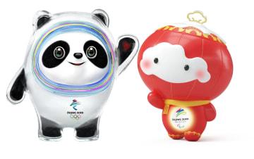 2022年北京冬季五輪・パラのマスコット発表