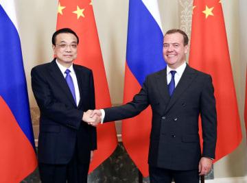 李克強総理、戦略的協力の強化を強調 中ロ首相定期会合