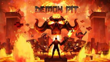 90年代風新作FPS『Demon Pit』のPC向けデモ版が配信開始―地獄の悪魔相手に反射神経の限界に挑戦