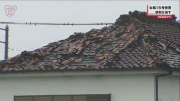千葉県内住宅被害 2万棟超える見通し