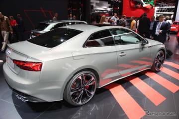 アウディ S5 クーペ TDI 改良新型(フランクフルトモーターショー2019)
