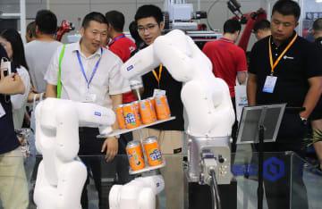 第21回中国国際工業博覧会 上海で開幕
