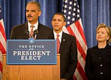 Eric Holder Thinlks President Trump Could Be Prosecuted Over Obstruction, Considering Running For President [VIDEO]