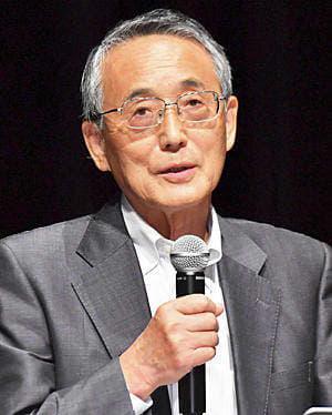 「県民自らが解決策を考え、克服すべきだ」と語る田中氏