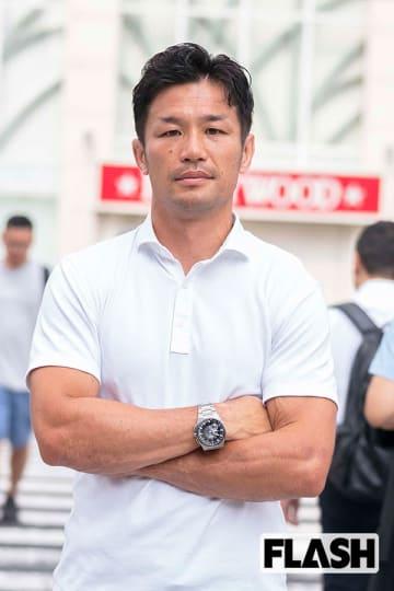 元日本代表キャプテンの廣瀬氏