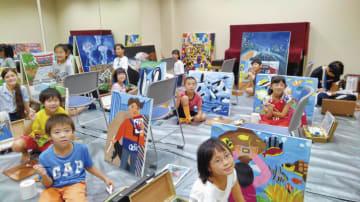 【入場無料】パリコレッ!芸術祭2019「絵のあるパリオ 子どもの油絵展」町田パリオ