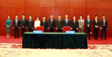 天津経済技術開発区に工場建設、中国北方市場を開拓 明治グループ