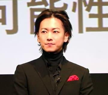 俳優の佐藤健さんも応援