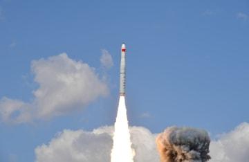中国、衛星グループ「珠海1号03」の打ち上げに成功