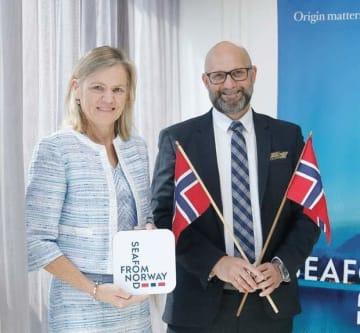ノルウェー水産物審議会(NSC)は東南アジアの地域事務所をシンガポールからタイへ移転した=タイ・バンコク(NSC提供)