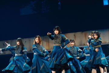 欅坂46[ライブレポート]初の東京ドーム2デイズで描き切った圧巻の光景