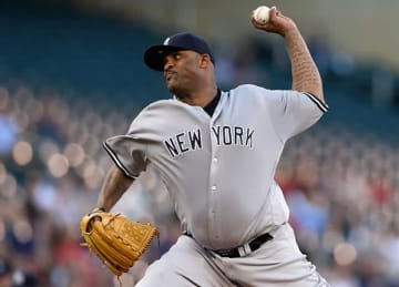 CC Sabathia Leads Yankees to 4-1 Win Over Twins