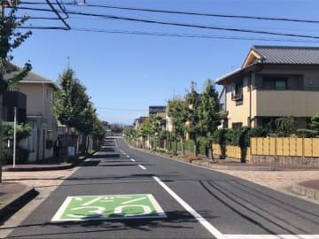 【住宅地の上昇率が県内で最も高かった津市南が丘3丁目】