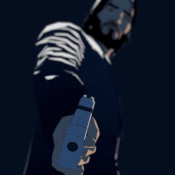『John Wick Hex』10月8日に発売決定―独特のビジュアルで描かれる「ジョン・ウィック」ストラテジー