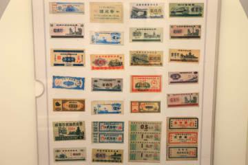 成都市の地下鉄に「流動博物館」のラッピング列車が登場