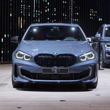 BMW 1シリーズ 新型のMパフォーマンスパーツ(フランクフルトモーターショー2019)