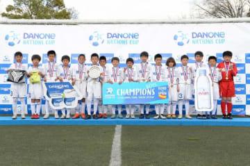 小学生年代のワールドカップ「ダノンネーションズカップ」日本大会が参加チーム募集