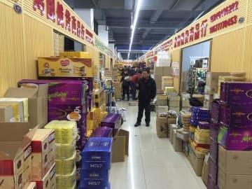 中ロ間のネット通販活発化 貿易1千億ドル突破