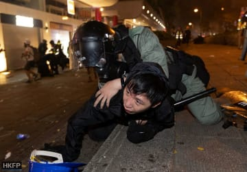 File photo: May James/HKFP.