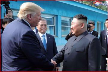 「賢明な政治的決断を歓迎」北朝鮮外務省、トランプ氏を称賛