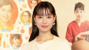2019年度後期のNHKの連続テレビ小説「スカーレット」の第1週試写会に出席した戸田恵梨香さん