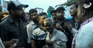 Mob violence in Chhatarpur