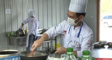 中国料理の世界大会で日本チーム初の快挙!気鋭のシェフ渾身のデザートとは?【新潟発】 画像