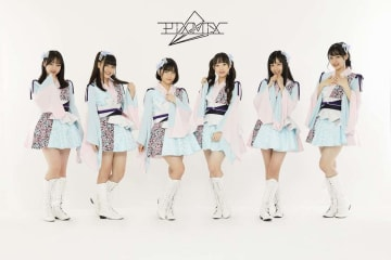 PiXMiX、結成2周年&メジャーデビュー記念公演チケット一般発売スタート!