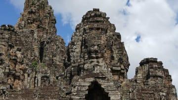 カンボジアの世界遺産、アンコール遺跡