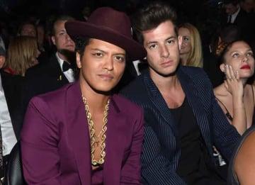 Bruno Mars & Mark Ronson