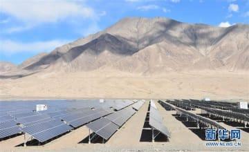 新疆で太陽に最も近い県、「光」で貧困脱却―中国メディア