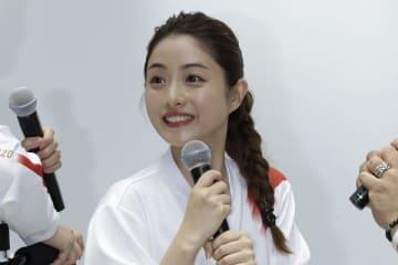 6月1日「東京2020オリンピック」聖火リレーイベントより。