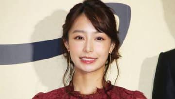 Amazonの期間限定バー「Amazon Bar」の記者発表会に登場した宇垣美里さん