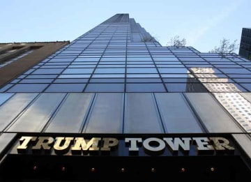 Judge Rules Residents Of 'Trump Place' Tower Can Remove President's Name From Building