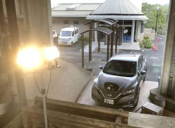 電動車、千葉で非常用電源に活用 日産やトヨタ、避難所など巡回 画像