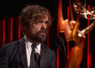 Peter Dinklage At Emmys