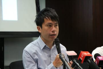 Roy Kwong. File Photo: inmediahk.net.