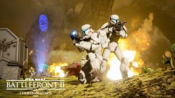 『STAR WARS バトルフロント II』9月25日のアップデートでCo-opモード実装!新惑星・新増援ユニットも