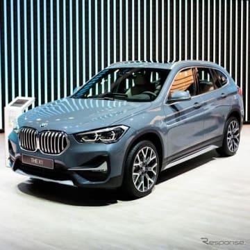 BMW X1 改良新型(フランクフルトモーターショー2019)