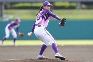埼玉アストライアが2-0で京都フローラに勝利【写真提供:日本女子プロ野球リーグ】
