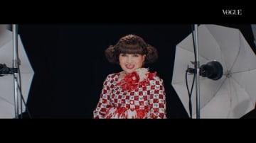 写真は、同誌に出演のある黒柳徹子さん (C) 2019 Conde Nast Japan. All rights reserved.