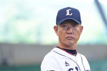 西武・辻監督【写真:荒川祐史】