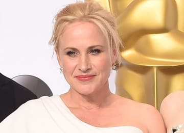 Patricia Arquette winner of the award for Best Actress in a Supporting Role for 'Boyhood' (Photo by Jason Merritt/Getty Images)