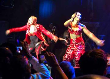 TLC Concert Kicks Off A Busy AdWeek New York