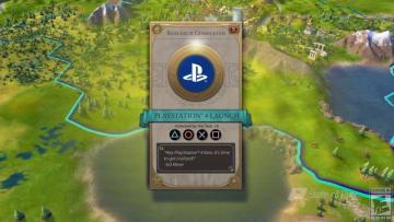 PS4版『シヴィライゼーション VI』11月22日に発売決定!PS4でもあと1ターン