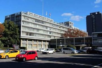 広島県庁(広島市中区)