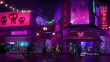飲み比べ対決で地獄から脱出!PS4『Afterparty』10月29日発売