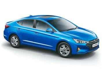 25日に予約受付を開始した「エラントラ」の2019年モデル(HMIL提供)