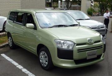 トヨタ自動車の「プロボックス」